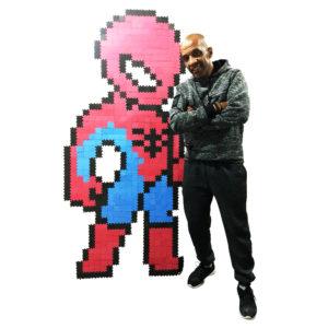 Personagem Pixelform PF022