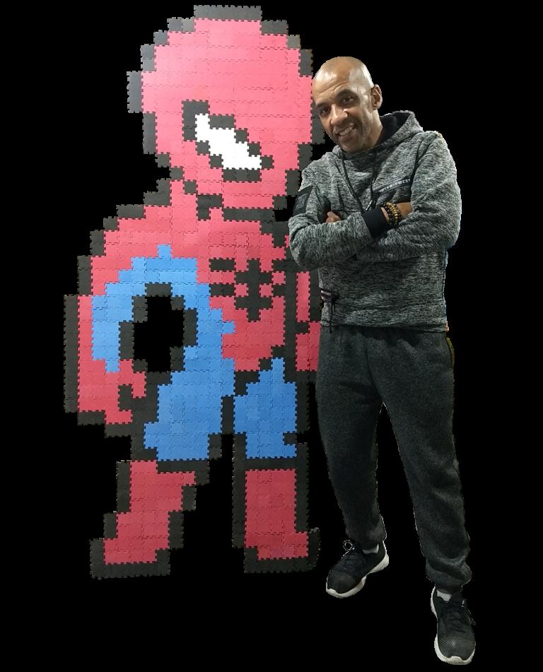 Pixelform Peças Gigantes 01